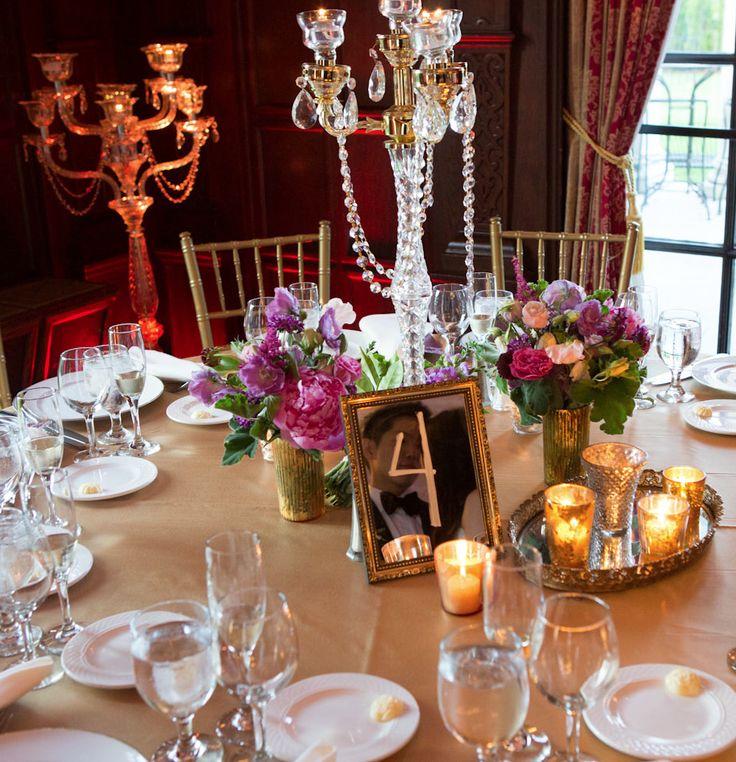 Romantic Wedding Centerpieces: 17 Best Ideas About Romantic Wedding Receptions On