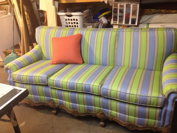 55 best Reupholstered Furniture images on Pinterest | Cushions ...