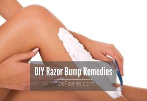 Bikini razor burn remedies