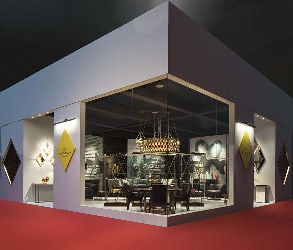 MARIONI @ Salone del Mobile 2017, presentation of the latest collection #marionisrl #madeinitaly #luxury #xlux #notoriouscollection