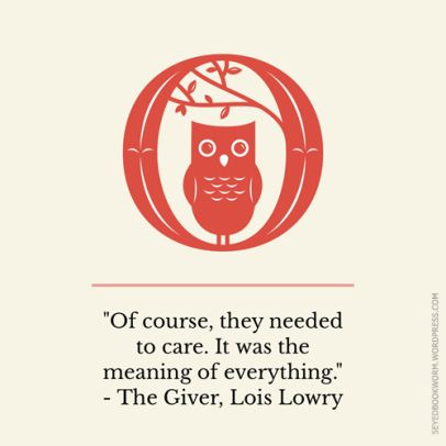 a critique of the movie adaptation of lois lowrys dystopian novel the giver Book review the giver - lois lowry behold the first ever dystopian fiction written in the history of mankind, and i have had the privilege to read it and love it.