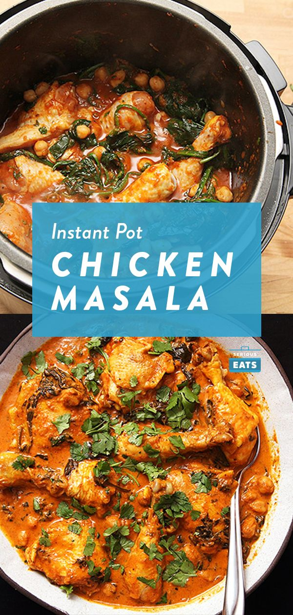 Easy Pressure Cooker Chicken And Chickpea Masala Recipe Recipe Pressure Cooker Chicken Pressure Cooker Chicken Curry Masala Recipe