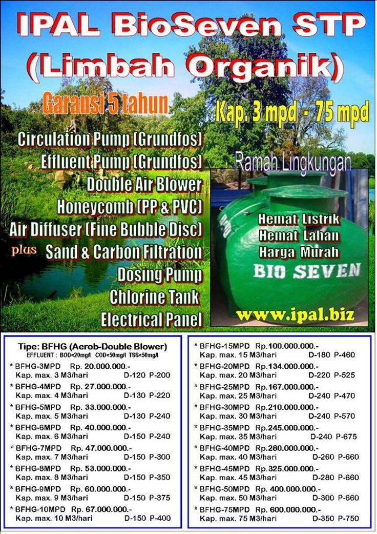 STP Biotech, Septic Tank Biotech, Harga Terbaik - 4