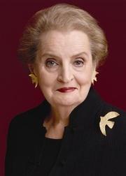 Madeleine Albright | Arnold Busck