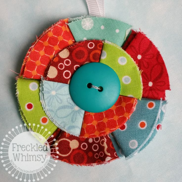 Freckled Whimsy: Christmas Tag / Ornament Tutorial: