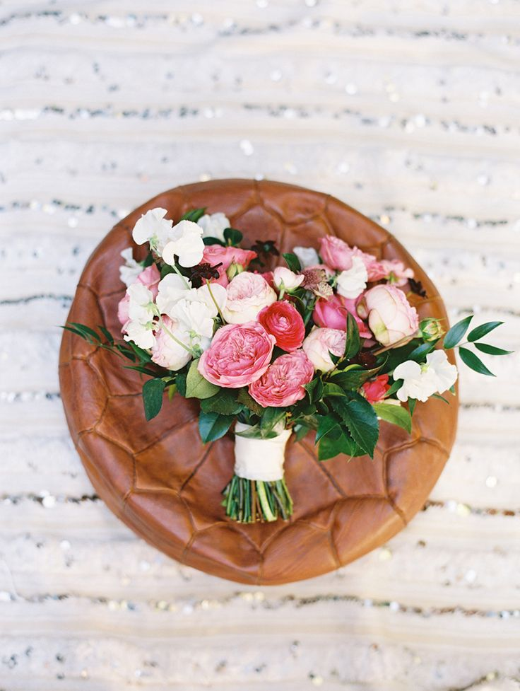 Bouquet - Pink Elegant Palm Spring Affair Wedding | Photography: Lane Dittoe lanedittoe.com View more: https://www.fabmood.com/pink-elegant-palm-spring-affair-wedding: