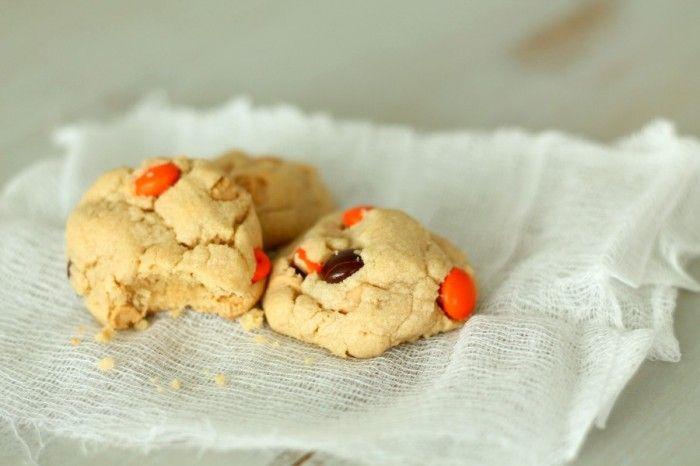 triple-peanut-butter-cookies | Cookies, brownies & cupcakes | Pintere ...