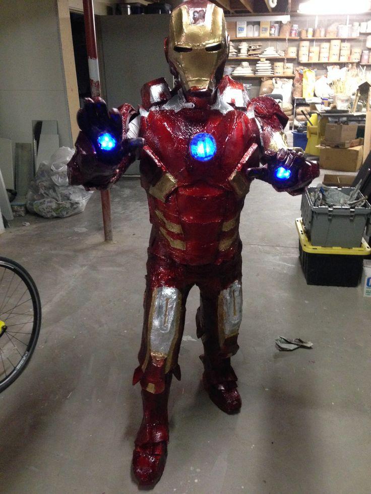Ironman Mark 7 Costume