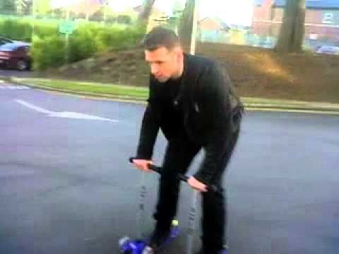 'Markus Feehily - I stole Rocco & Jays little scooters and had a little fun of my own'