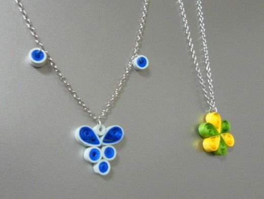 Paper Quilling - How to Make Your Own Quilled Jewelry