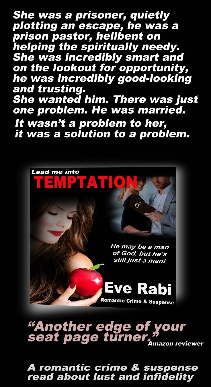 #books #RomanticSuspense #Reading #FREEonkindleUnlimted #CrimeFiction #Books She was a prisoner plotting an escape, he was a prison pastor,  helping the spiritually needy.  Her plan was simple – seduce the man of God, enlist his help  in breaking out of prison, steal someone's identity and live as a free person.  There was a problem - he was already married. It wasn't a problem to her, it was a solution - murder the  unsuspecting wife and assume her identity. Simple.  Best laid plans ...
