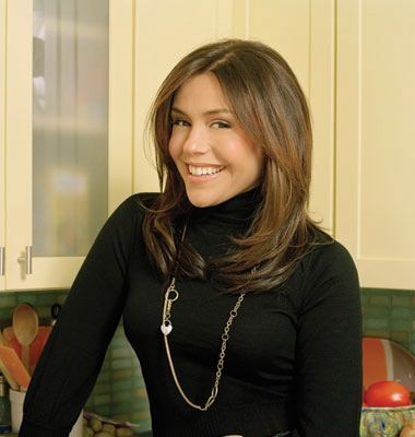 Rachel Ray's Hair cut maybe a better color for me