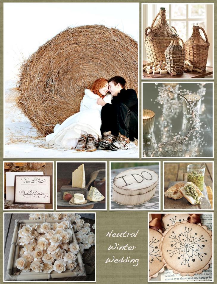 Winter wedding inspiration..