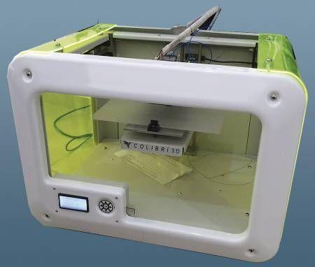 Lanzan al mercado la primera impresora 3D creada en México — Noticias de la Ciencia y la Tecnología (Amazings®  / NCYT®)