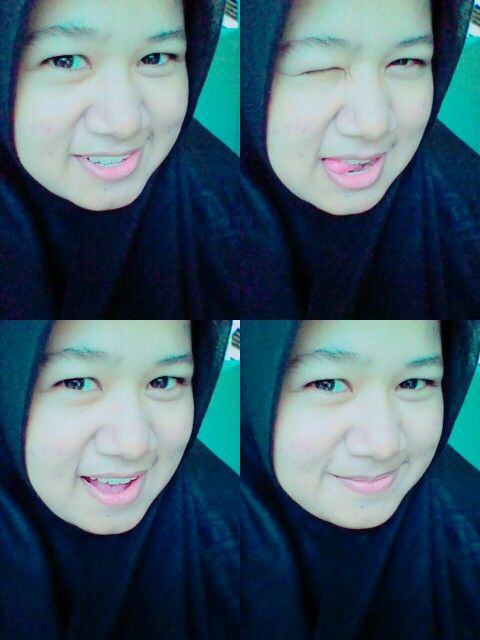 In school