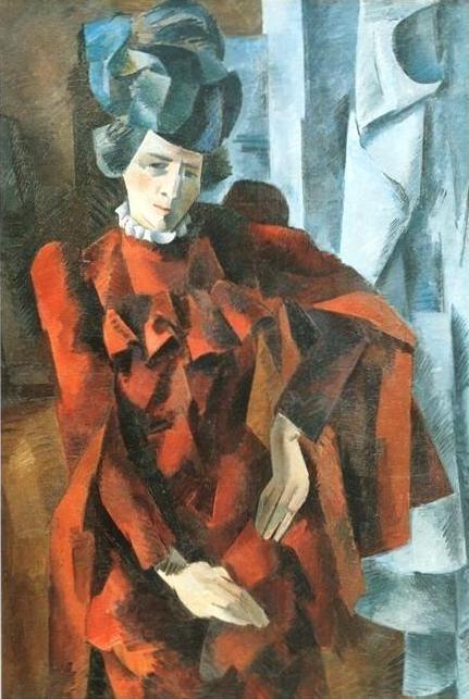 Robert Falk (1886-1958) was een Russische schilder. In 1928 ging Falk op een zogenaamd korte reis naar Frankrijk en weigerde terug te keren; werkte hij in Parijs tot 1938, toen hij terugkeerde naar Moskou. Tot zijn dood in 1958 werkte hij in Moskou, het grootste deel van de tijd in isolement. Hij wordt beschouwd als brug tussen de tradities van de Franse Moderne kunst van het begin van de 20e eeuw en de Russische avant-garde.