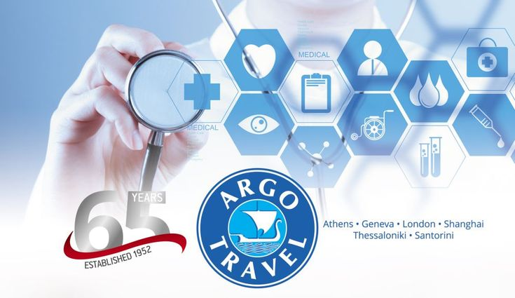 WTM 2016: Argo Travel Presents New Product for Medical Tourism in Greece.