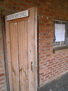 Malawi: Gesprek met een hoofdonderwijzer.