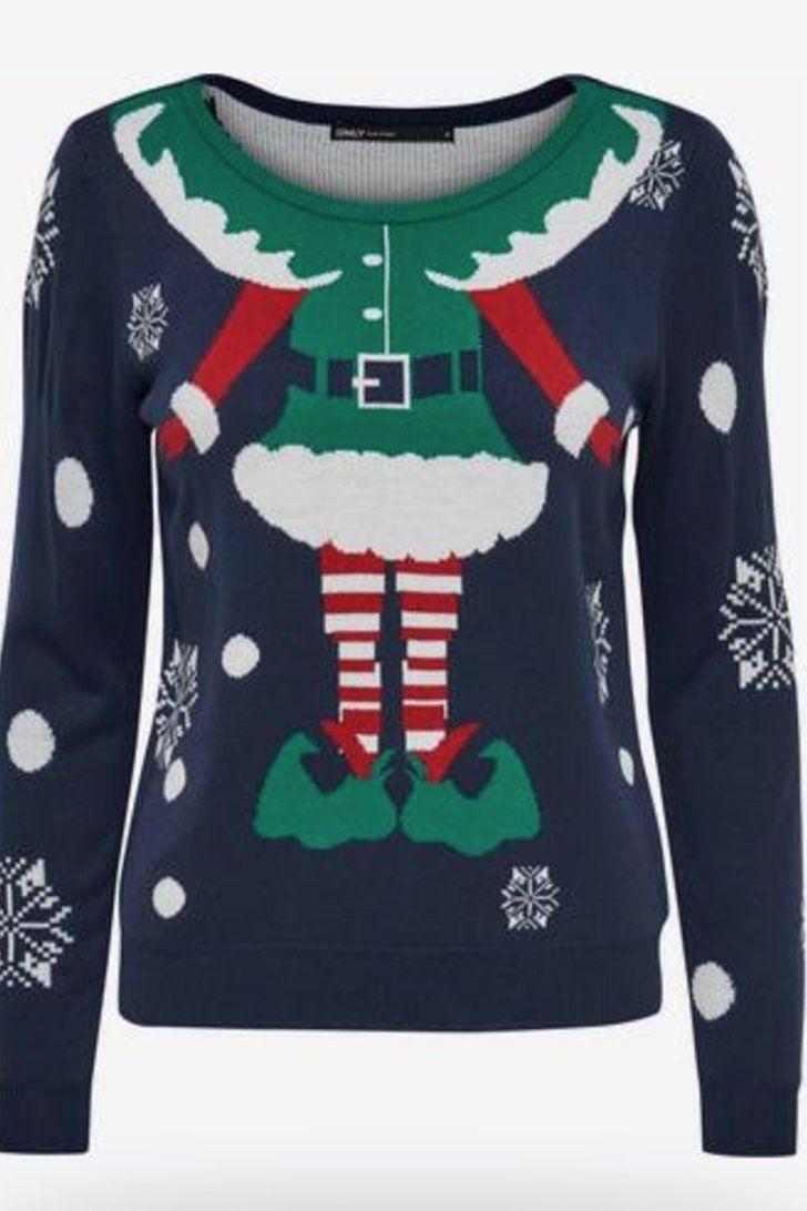 """11 kitschige Weihnachtspullis, die du für die nächste """"Christmas Sweater Party"""" brauchst"""