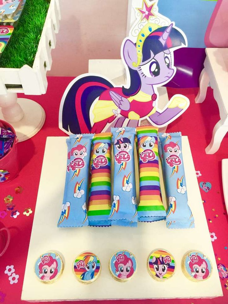 212 best my little pony party ideas images on pinterest for B day party decoration
