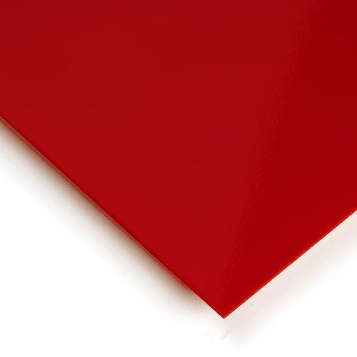 METACRILATO TRANSLÚCIDO COLORES - Gama de metacrilatos de colores translúcidos. En rojo sangre, azul tinta, nieve y violeta y de 3 mm de grosor.