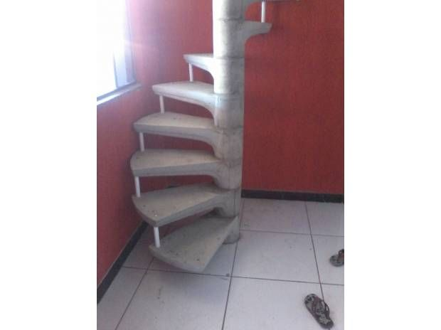 38 Awesome escada caracol concreto images