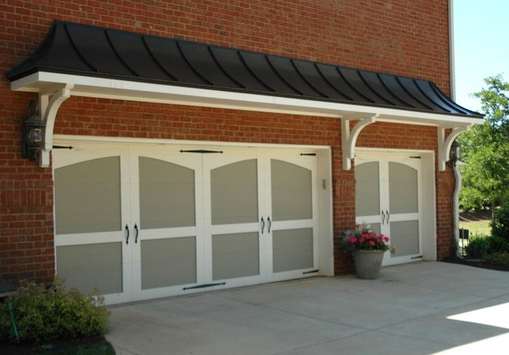 Pergola over 3 car garage google search garage for Garage portico