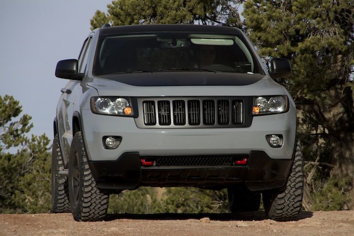 2005 Jeep Grand Cherokee Lifted | Thread: Jeep Grand Cherokee WK (2005-2010) as ExPo vehicle