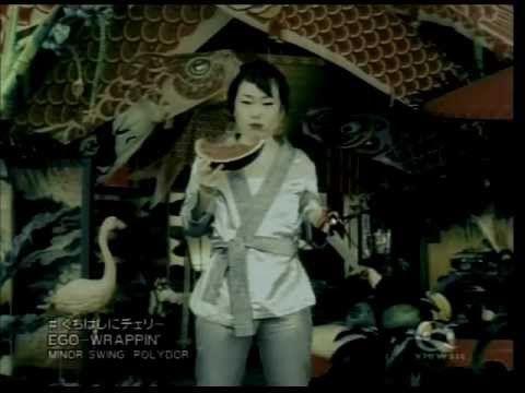 (PV)【EGO-WRAPPIN】 くちばしにチェリー - YouTube