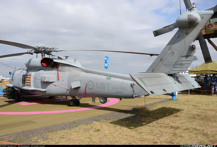 Sikorsky SH-60R Seahawk (S-70B-4) helicopter