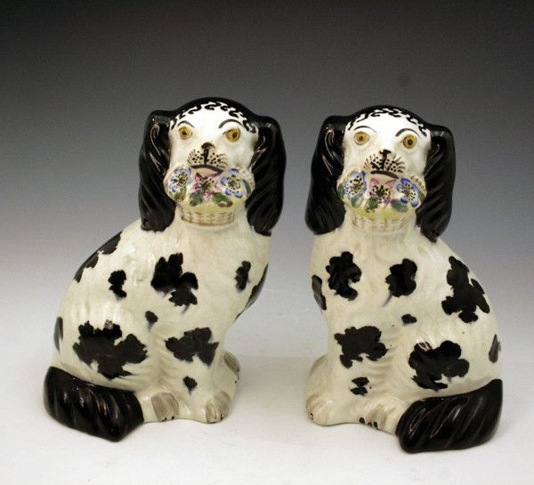 Staffordshire China Dogs For Sale
