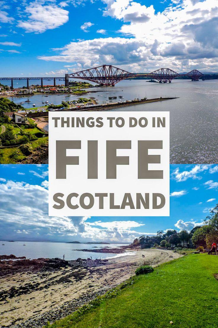 Things to do in Fife | Edinburgh day trips #Edinburgh #Fife