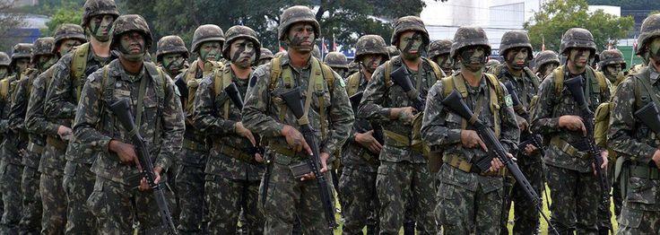 serido noticias: General admite intervenção militar se houver clamo...