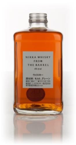 Nikka Whisky From the Barrel is one of the greatest value for money whiskies in the world. An incredible Japanese whisky, so much power! We can't recommend this enough.