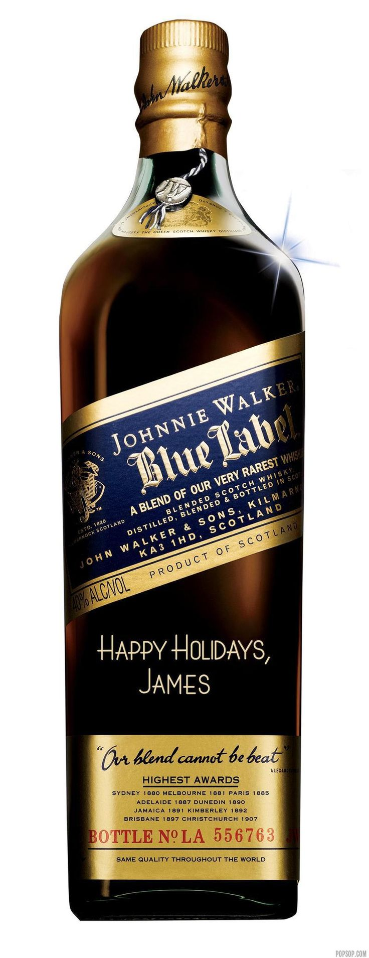 Johnnie Walker Blue Label Johnnie Walker Johnny Walker