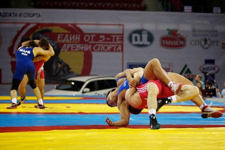 Wrestling. Lucha olimpica.