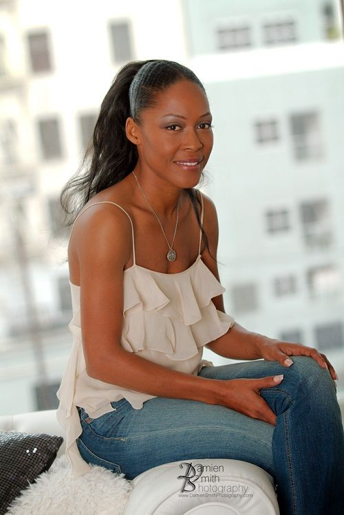 monica calhoun son