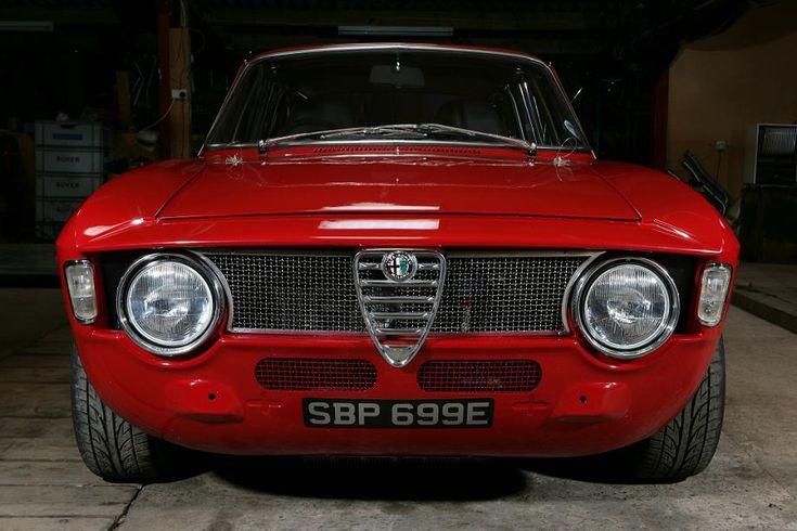 Alfa Romeo 105 GTA replica
