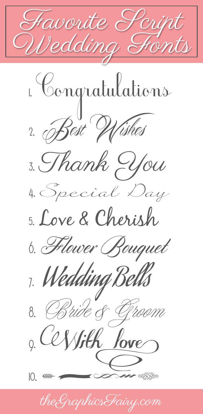 Favorite Guión de boda Fuentes-los gráficos de hadas
