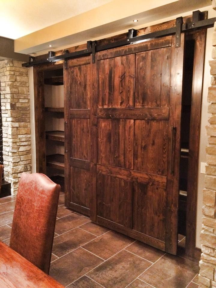 Beautiful wine closet. JPMConstruction.