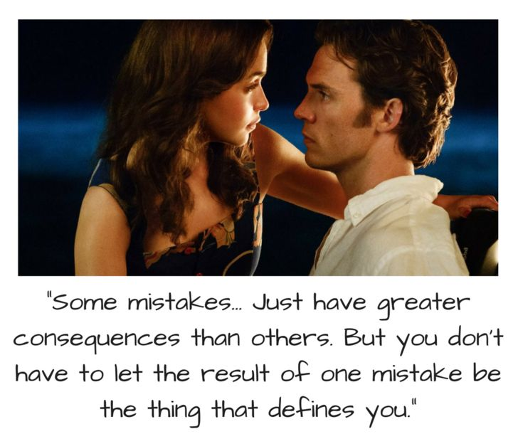 Best lines from 'Me Before You'  #Mebeforeyou #Quotes #Movies_and_tv