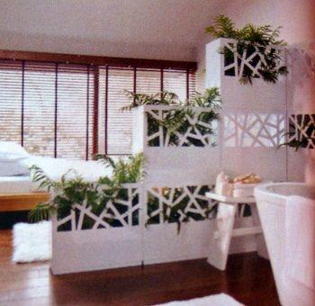 M s de 25 ideas incre bles sobre paneles moviles en - Biombos para jardin ...