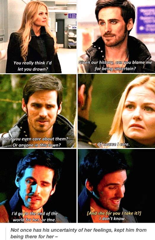 once upon a time hook and emma romance With the return of once upon a time just a few romance: the pairing of emma and hook has gotten once viewers talking, and hook might not represent the ideal.