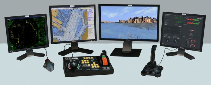 BCG releases desktop ship simulator - Digital Ship - The world leader in maritime IT news