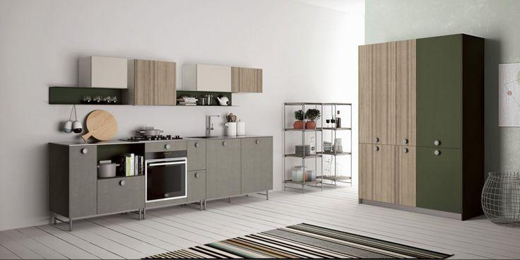 22 best kitchen images on pinterest kitchen ideas kitchen designs and kitchen modern - Doimo cucine spa ...