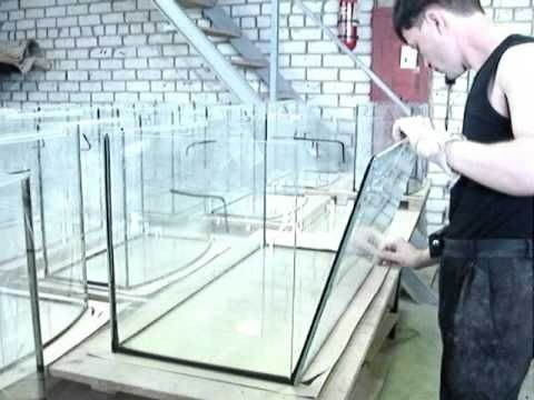 How To Make An Aquarium At Home How To Build A Glass