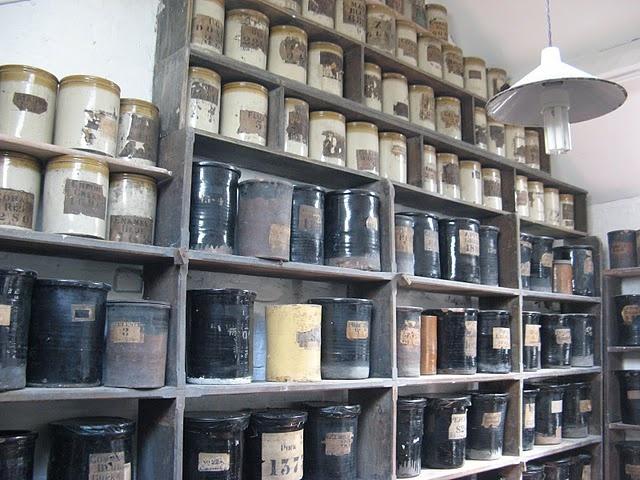 gladstone pottery museum, longton