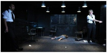 The Pillowman by Martin McDonagh  Directed by Javor Gardev
