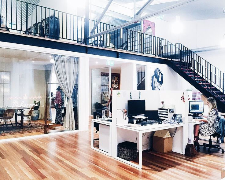 Tigerlily Swimwear design studio - peek into their gorgeous design office studio - behind the scenes | Click to read the Design Blog