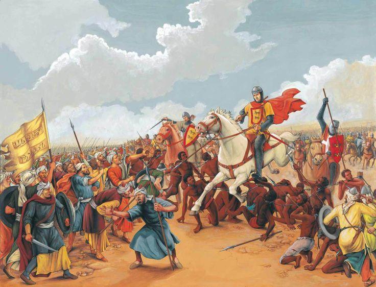 Date16 juillet 1212 Lieulieu-dit Castillo de la cuesta (de nos jours Castro Ferral province de Jaén - Espagne) IssueDéroute de l'empire Almohade, Victoire Européenne Chrétienne Belligérants Flag of Morocco 1147 1269.svgAlmohadesRoyal Banner of the Kingdom of Castile.svg Royaume de Castille, Siñal d'Aragón.svg Royaume d'Aragon, Coat of Arms and Shield of León (1230-1284).svgRoyaume de León, Bandera de Reino de Navarra.svg Royaume de Navarre, Blason ville fr Narbonne.svgDuché de Narbonne…